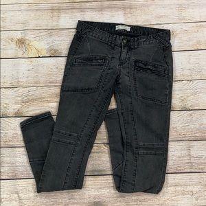 Free People Jeans 61855-16515125 Size 27